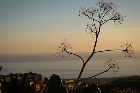 Holiday in the south Italy - Melito di Porto Salvo - Hus