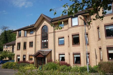2 Bedroom Riverside Gardens Flat - Clarkston