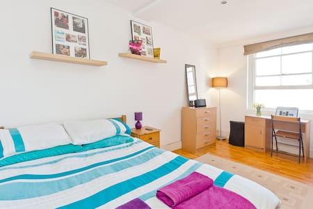 Lovely room, 5 min from Camden tube