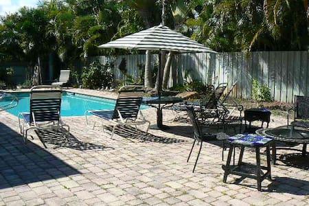 Peaceful Studio in Fort Lauderdale