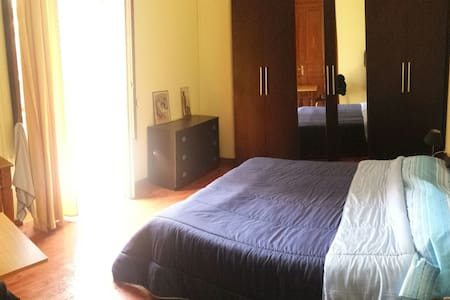 Luxury flat downtown with aircond 3 - Palermo - Appartamento