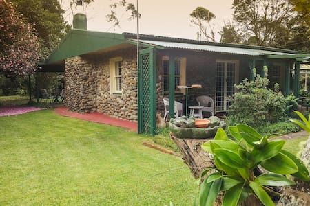 Riverstone Cottage,Springbrook - House