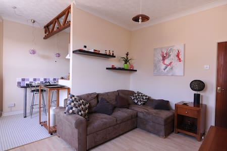 Cosy apartment in Southsea