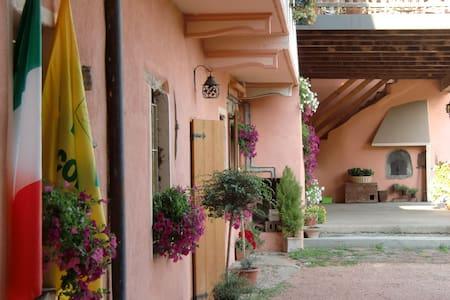 Family Farm House in Varese - Apartmen