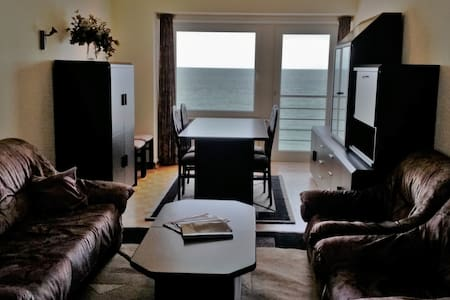 Apartment with beautiful sea view (center) +garage - Knokke-Heist