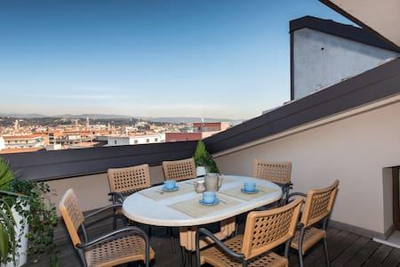 Panorama Apartment -with  views !! - Apartment