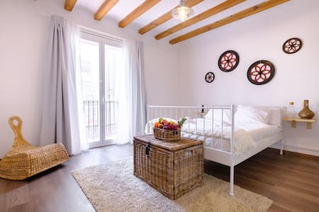 Gorgeous room in central Barcelona - Barcelona - Bed & Breakfast