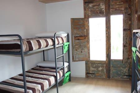 Habitación de 4 plazas en Valderrobres - Lain-lain