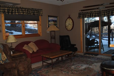 Pagosa Mountain Retreat - Pagosa Springs - Appartement