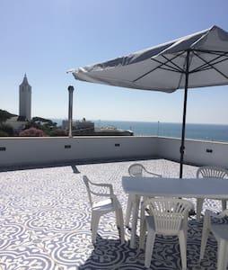 Stanza con bagno e terrazz sul mare - Bed & Breakfast