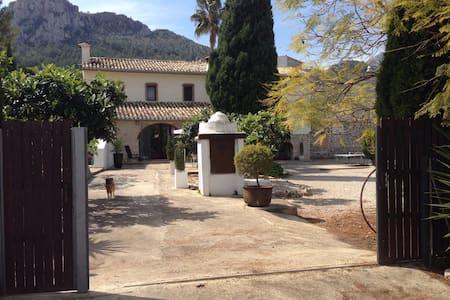 Preciosa villa de piedra del s.XIX - Villa