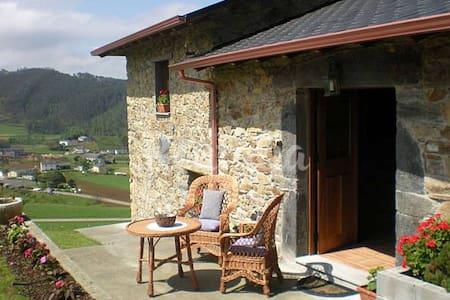 Casa rural en la montaña asturiana. - House