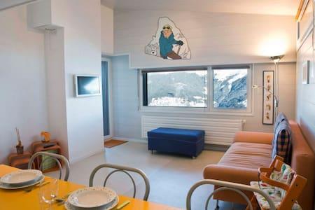 Tintin in the Alps - Vex
