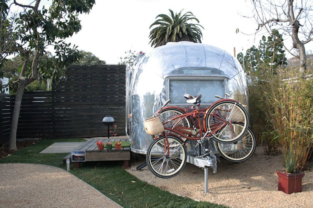Luxury Airstream in Santa Barbara 3