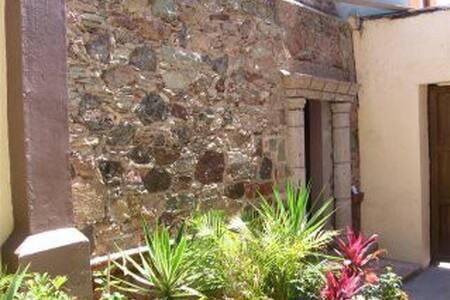 Old Main at Quinta Zaragoza