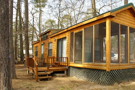 Cabin Chincoteague clos Horntown Va - Horntown
