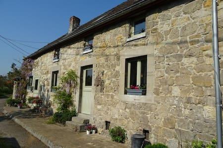 Jolie maison en pierre à Pailhe - Clavier