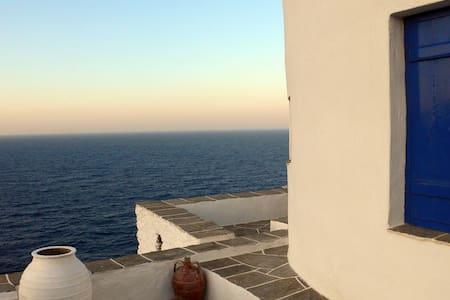 Kastro Keeley Villa Sifnos Island! - Kastro Village - House