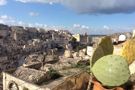 Le antiche case di Martina - Matera - House