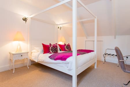 The Grange Bed  & Breakfast - Saint Austell - Bed & Breakfast