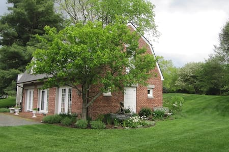 Carriage House on 50 acre estate. - Chatham (Spencertown)