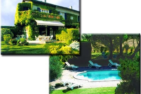 Guest house with 4 rooms and pool - Bed & Breakfast