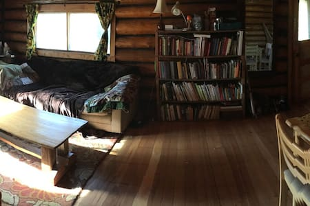 An Original Log Cabin In Livingston, Montana. - Livingston - House