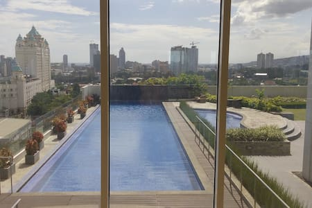 Fully furnished condo @Cebu IT Park - Condominio
