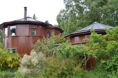 Your very own wee whisky barrel - Forres - Bed & Breakfast