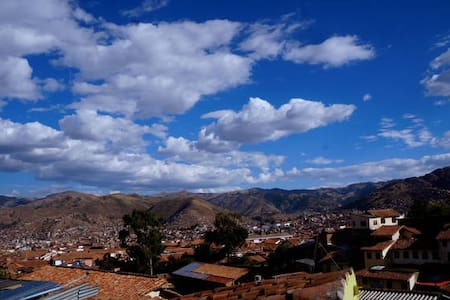 Spacious Single with Magical View - Cusco - House
