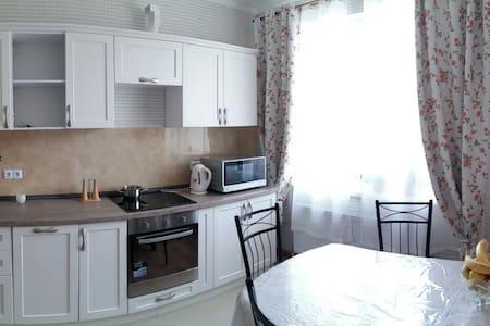 Cozy apartment in citycenter Astana - Pis