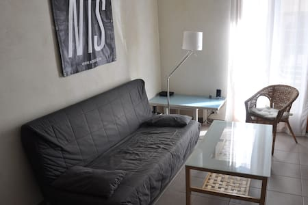Nice Flat 45m2 in center town - Apartment