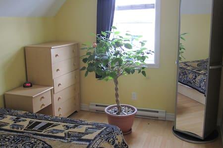 comfortable private room - Ev