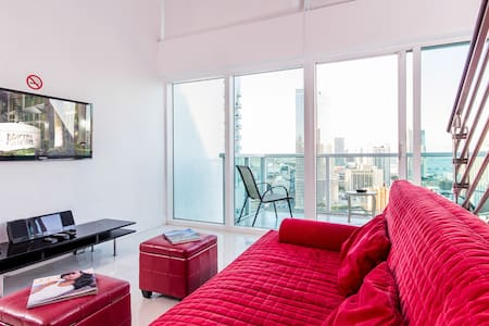 LUXURY 2LEVEL LOFT !STUNNING VIEWS! - Miami - Apartment