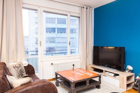 Trendy flat in town - Apartment