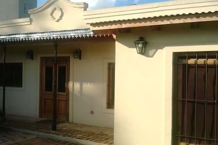 Increíble casa, campestre B. Vista - Maison