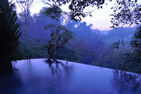 Villa Beji 2BR  with  infinity pool - Ubud - Hus
