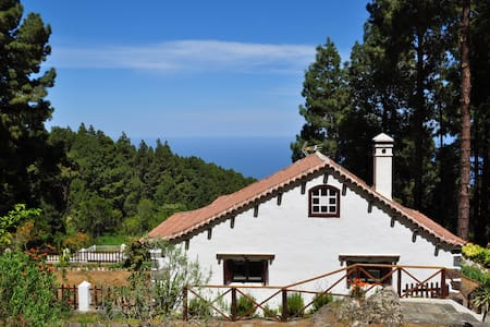 Tenerife cottage ideal for Hiking and Birdwatching - Zomerhuis/Cottage