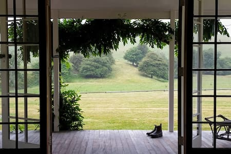 A tranquil country cottage - Halcombe - House