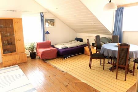 Großzügige Dachgeschoss-Wohnung  - Apartamento