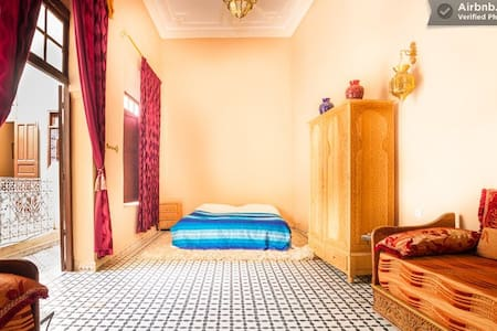 Chic room for rent in a riad! - Dům