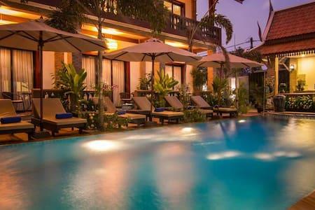 Siem Reap - Private Villa - 별장/타운하우스