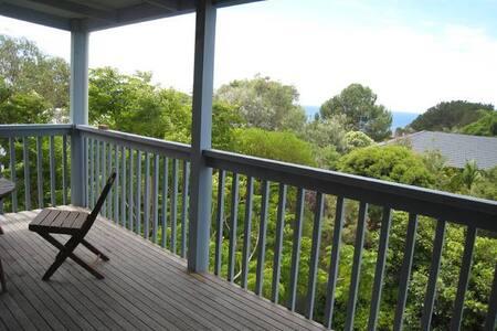 Josh's Beach House @ Dalmeny - Hus