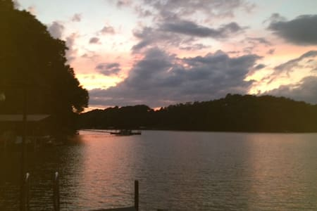 Clemson fans - Wonderful lake home for rent! - Haus