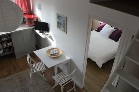 2 pièces cosy et lumineux 32 m2 à Montreuil - Montreuil