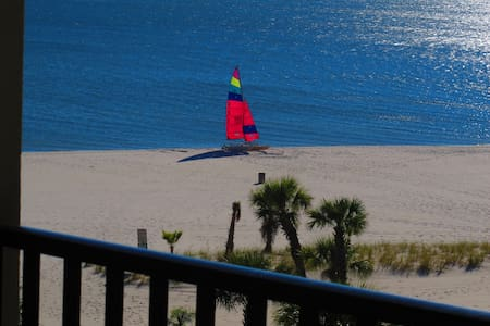 Henderson Point Beachfront Condo  -- Top Floor - Pass Christian - Kondominium