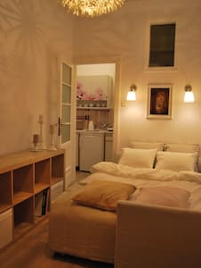 Beautiful New Studio Apt, 5-10 min. to Main Square - Appartement