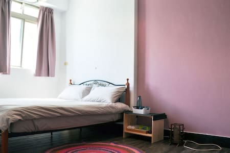 Taitung Dulan The Travel Bug double room - Bed & Breakfast