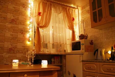 Уникальное место - остров Городомля - Осташков - Appartement