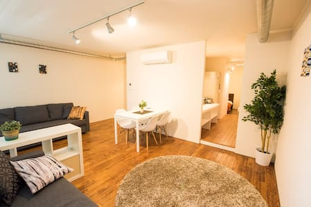 central Kyoto/★max8★/high-rate  - Kyōto-shi - Apartment